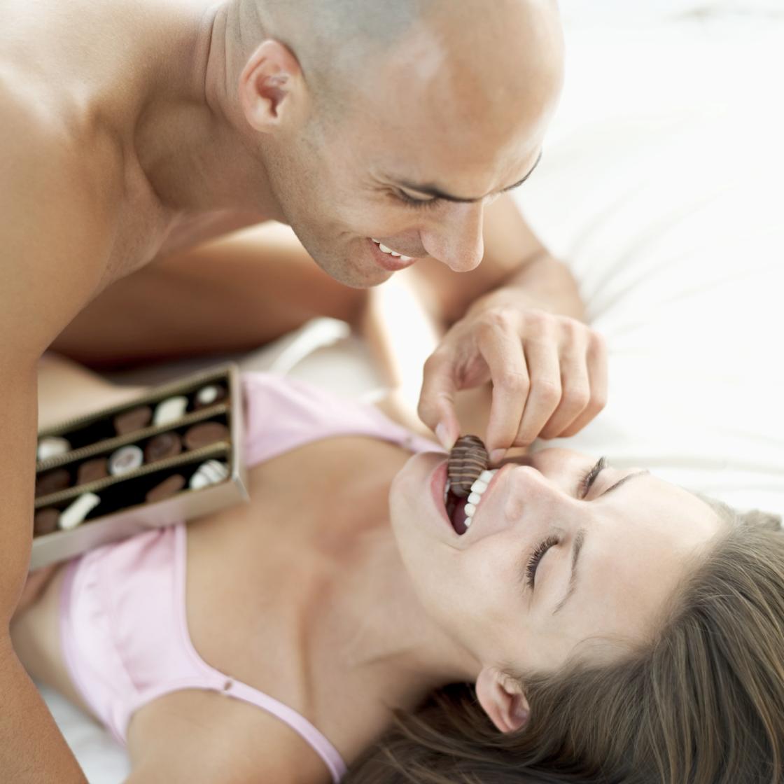 Naschen macht Lust: Diese beliebte Süßigkeit wirkt wie ein Aphrodisiakum!