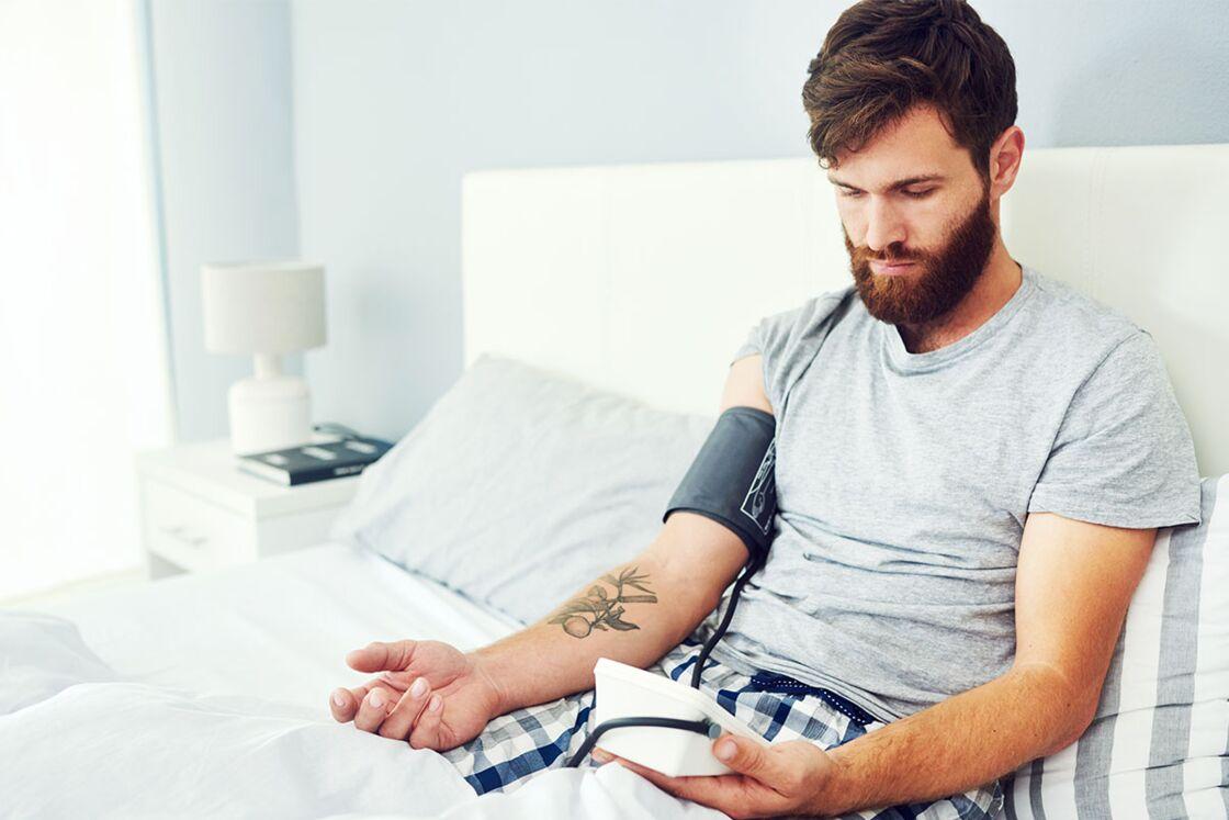 Bluthochdruck mit 40 Jahren: Erschreckende Folgen für das..
