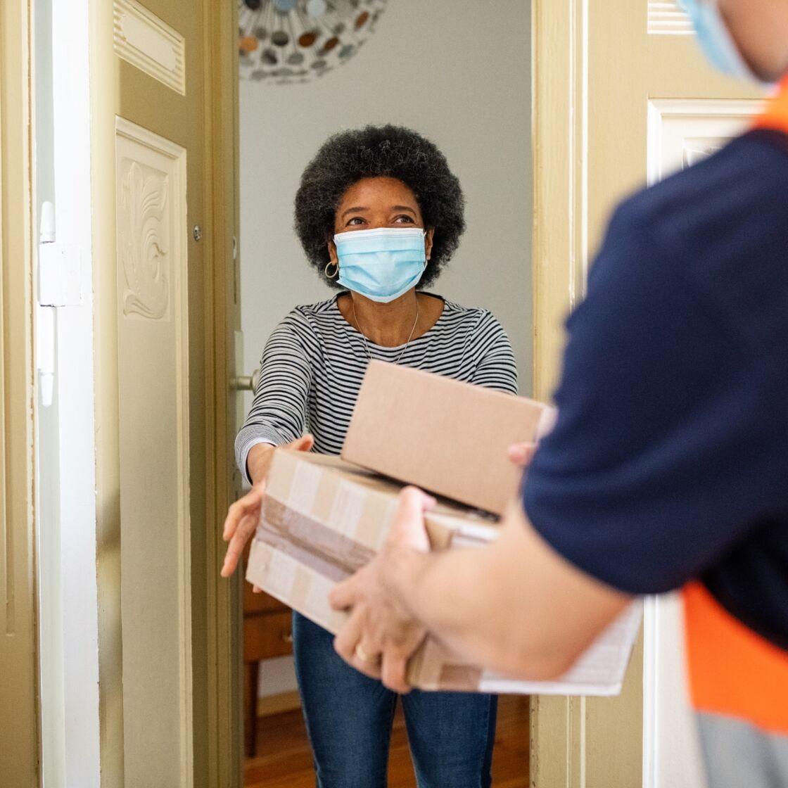 Paket Vom Nachbarn Angenommen Und Nicht Abgeholt