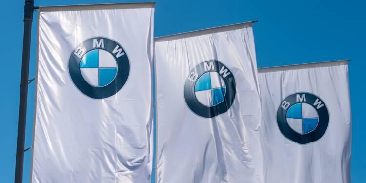 Royaume-Uni: accord sur les retraites chez BMW