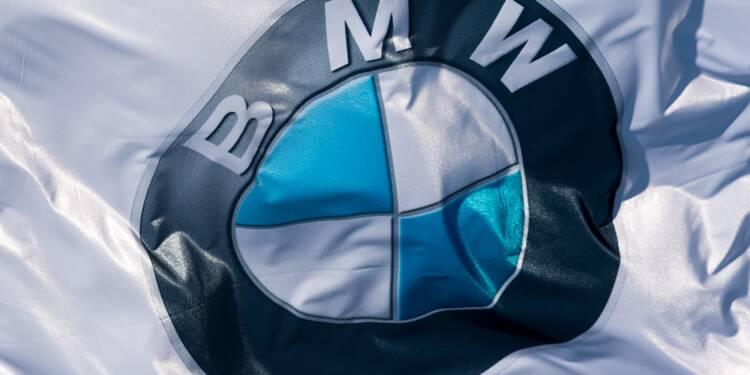 BMW, confiant pour 2017, met l'accent sur l'électrique