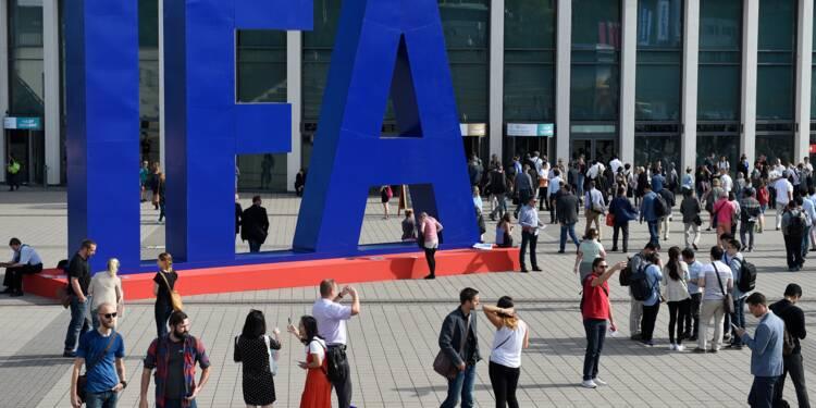 IFA Berlin : intelligence artificielle, haute définition et économies d'énergie sur le devant de la scène