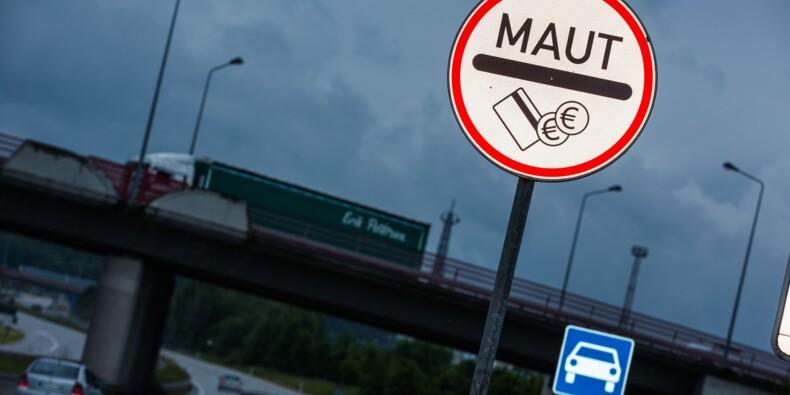 Péage autoroutier en Allemagne: les Pays-Bas veulent protester avec l'Autriche