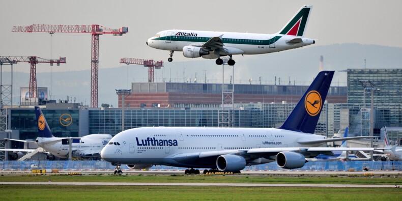 Lufthansa favorite pour la reprise d'Alitalia (média)