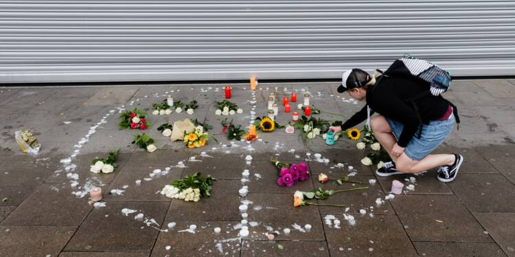 """Attentat """"islamiste"""" au couteau: un Palestinien en procès en Allemagne"""