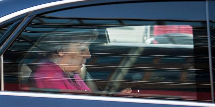 Allemagne: accord entre conservateurs et sociaux-démocrates sur un gouvernement