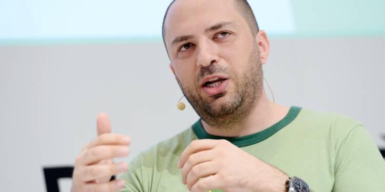 Le cofondateur de la messagerie Whatsapp quitte Facebook