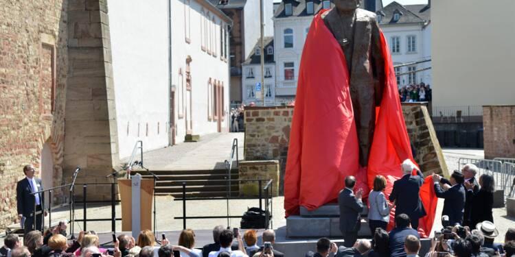 Bicentenaire controversé de Karl Marx en Allemagne