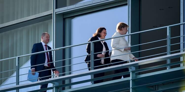 1cf2f924285 Merkel attise les tensions en Europe avec son plan sur les migrants ...