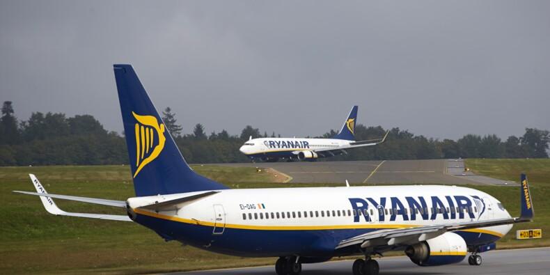 Ryanair: escalade de la grève européenne avec les pilotes allemands et néerlandais