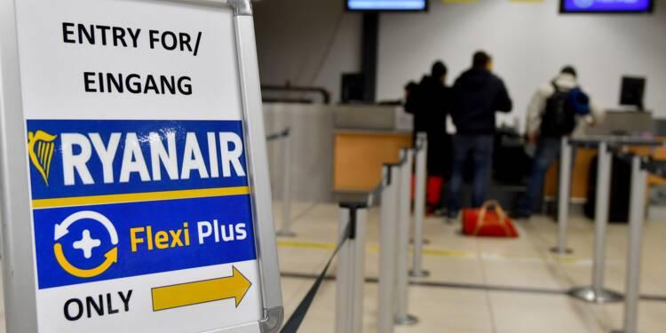 Grève des pilotes allemands: Ryanair annule 250 vols supplémentaires vendredi