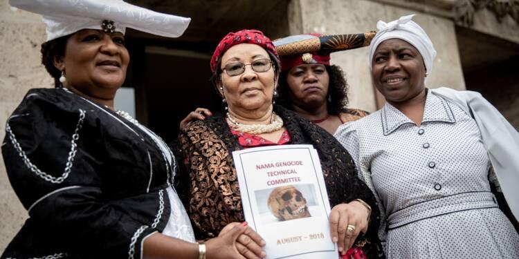 Génocide en Namibie: Berlin fait un pas vers la réconciliation