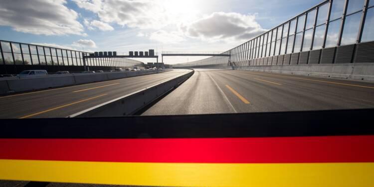 L'Allemagne désavouée par la justice de l'UE sur son péage autoroutier