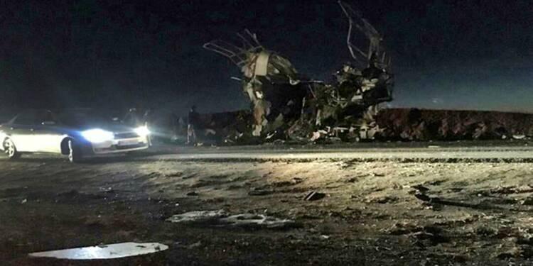 L'Iran promet de se venger après l'attentat contre son armée d'élite