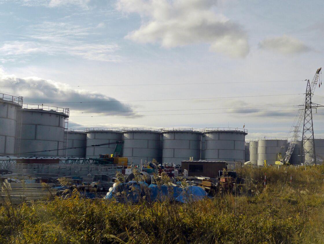 Que vont devenir les eaux contaminées par la catastrophe nucléaire de…