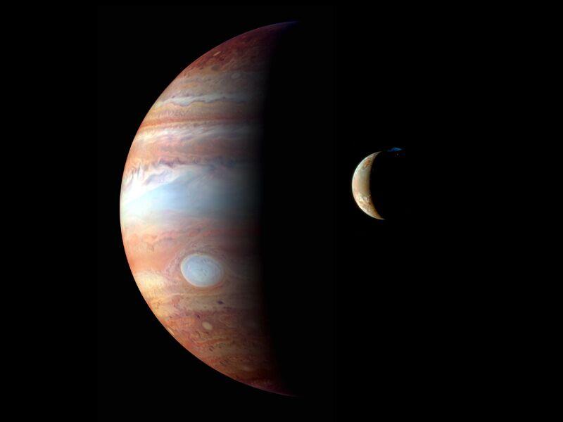 Le plus grand volcan d'une lune de Jupiter s'apprête à exploser Thumbnail