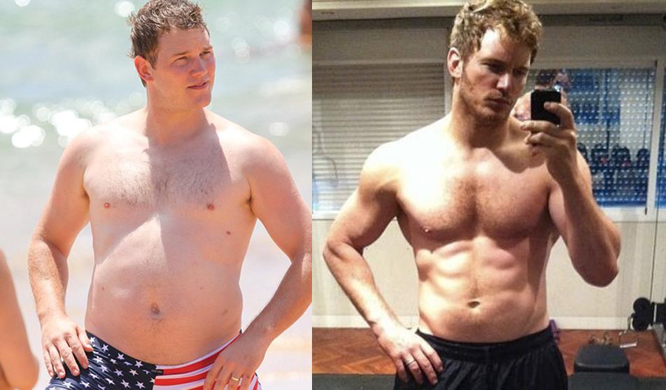 Chris Pratt révèle le secret de sa motivation pour aller s'entra…