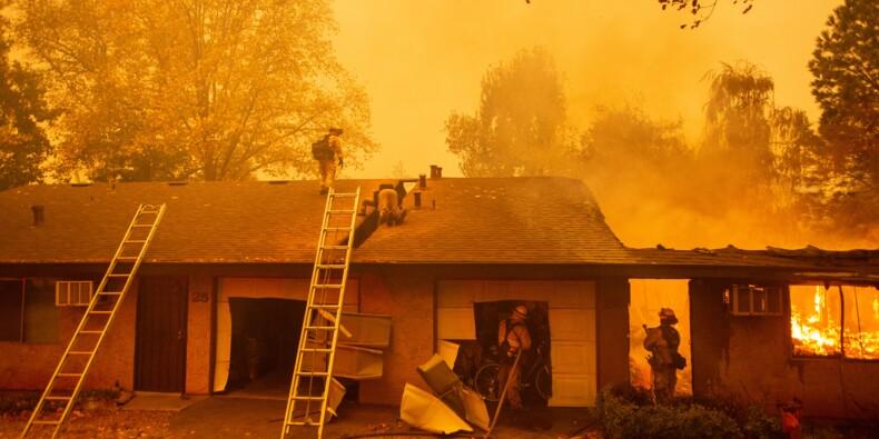 Californie: Paradise, ville-fantôme à peine sortie de l'enfer