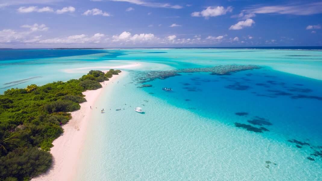 Maldives - Evitez la capitale