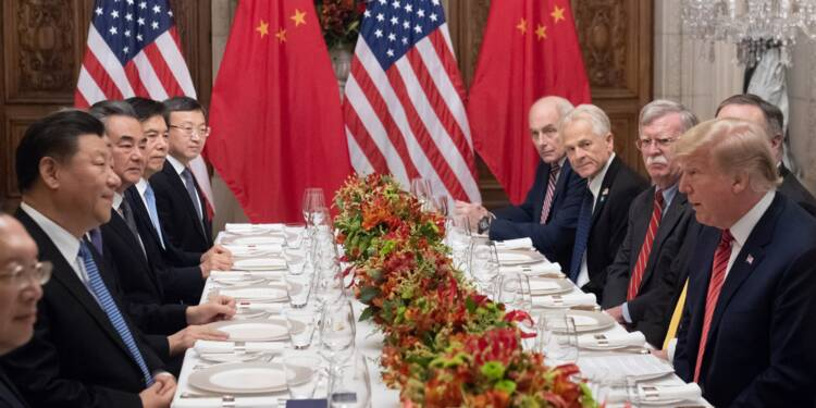 Des négociations commerciales à petits pas entre Washington et Pékin
