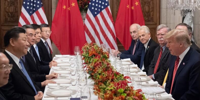 Trump redevient menaçant avec la Chine après une brève lune de miel