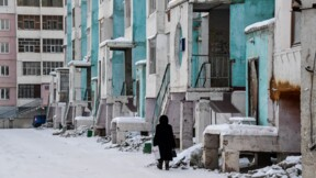 Face au réchauffement climatique, une région de Sibérie se bat pour garder son permafrost