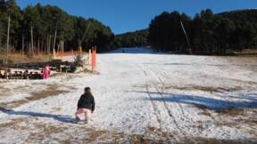 Faute de neige, début de saison de ski au ralenti dans les Pyrénées