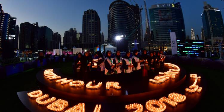 Earth Hour: extinction générale des lumières pour la planète
