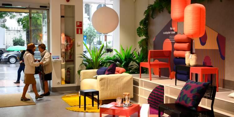 Louer, réparer, recycler: le rêve vert d'Ikea