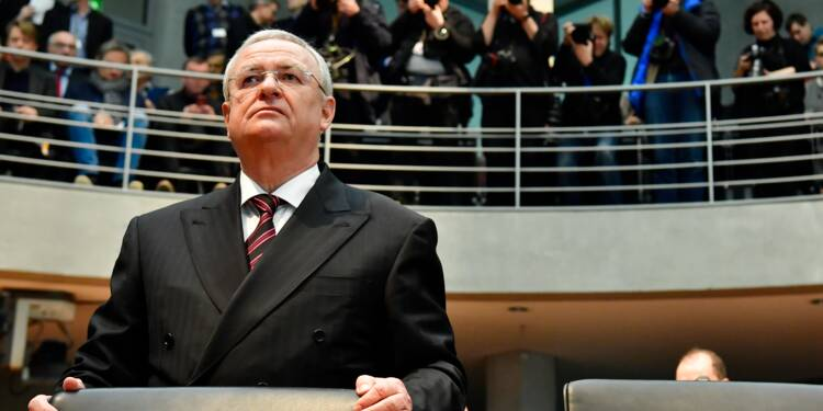 Dieselgate: l'ex-PDG de Volkswagen inculpé de fraude en Allemagne