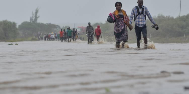 Le bilan du cyclone Kenneth au Mozambique passe à 38 morts
