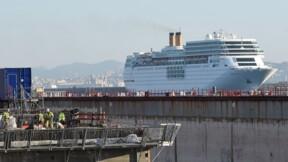 Soufre, particules fines... les quartiers Nord de Marseille asphyxiés par les ferries