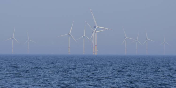 EDF a été choisi pour le méga-parc éolien de Dunkerque
