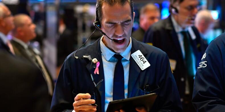 Wall Street clôture dans le vert, profitant d'un apaisement dans la guerre commerciale