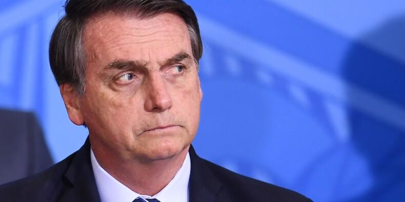 Bolsonaro annule sa présence à un sommet régional sur l'Amazonie