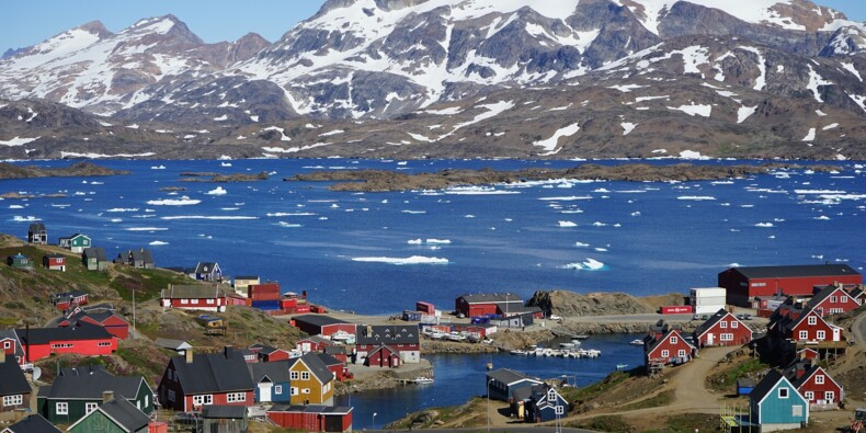 Les Etats-Unis veulent faire des affaires avec le Groenland