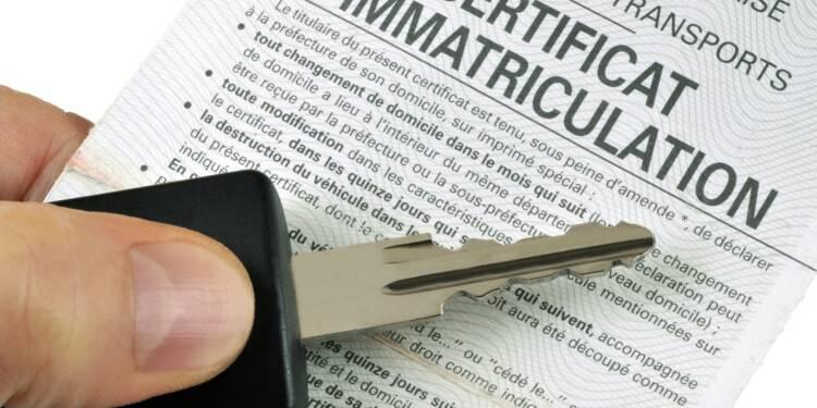 Carte grise : méfiez-vous des sites frauduleux