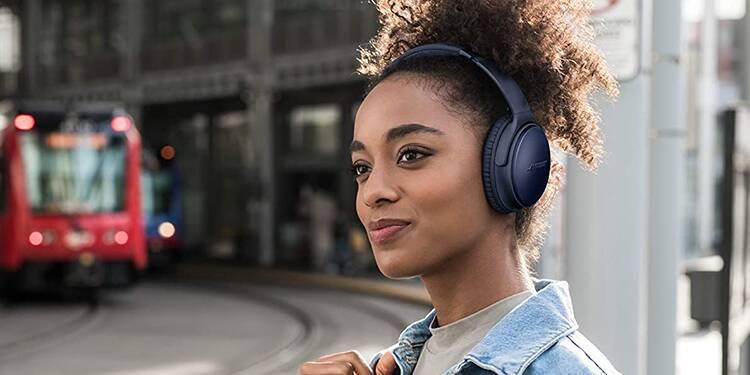 Bose : -34% sur le casque sans fil QuietComfort 35 II chez Amazon