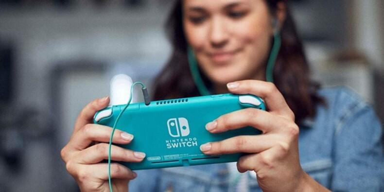 Nintendo Switch : 3 ventes flash sur la console et les jeux vidéo sur Amazon