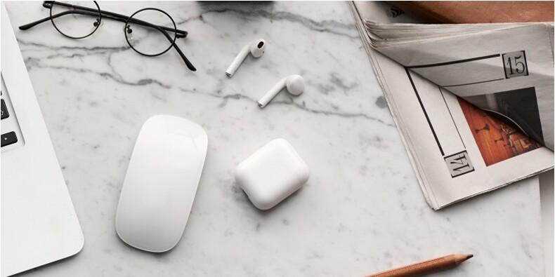 Apple : Les AirPods 2 affichés en promotion à 140 euros sur Amazon