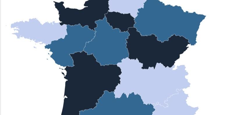 Covid-19 : quel est le rythme de vaccination dans votre région ?