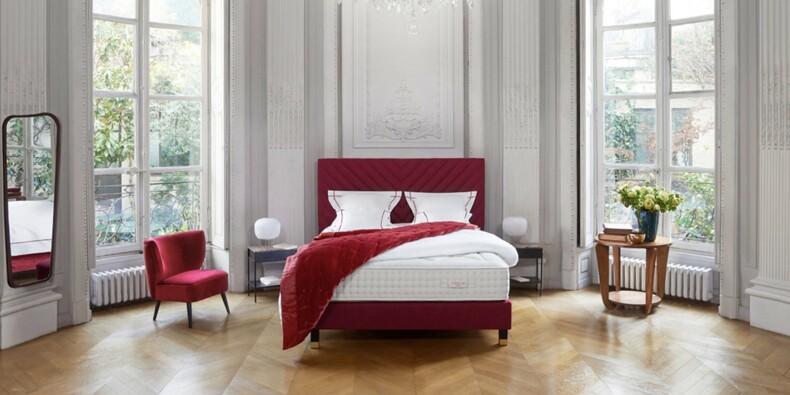 Les matelas de lit français misent sur le haut de gamme