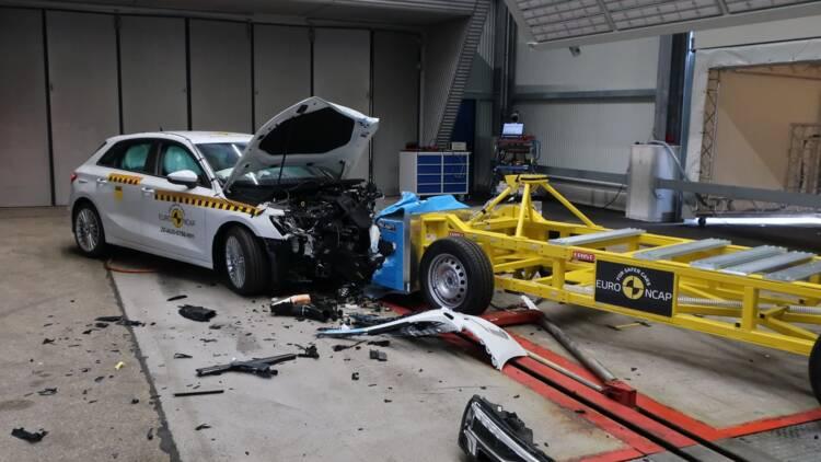 Crash-test Euro NCAP : les 5 voitures les mieux notées en 2020