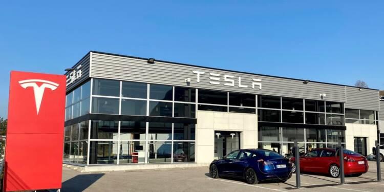 Tesla va ouvrir trois nouveaux centres en France
