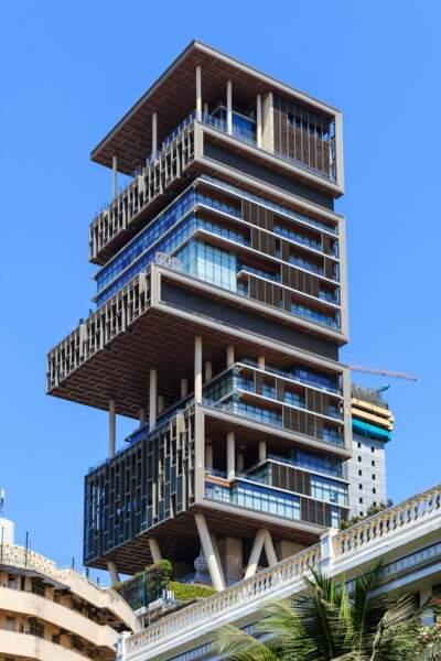 A Bombay, un gratte-ciel rien qu'à soi