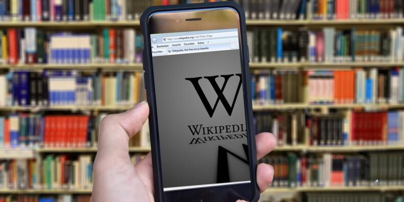 Wikipédia, devenu la première encyclopédie de la planète, face à des défis