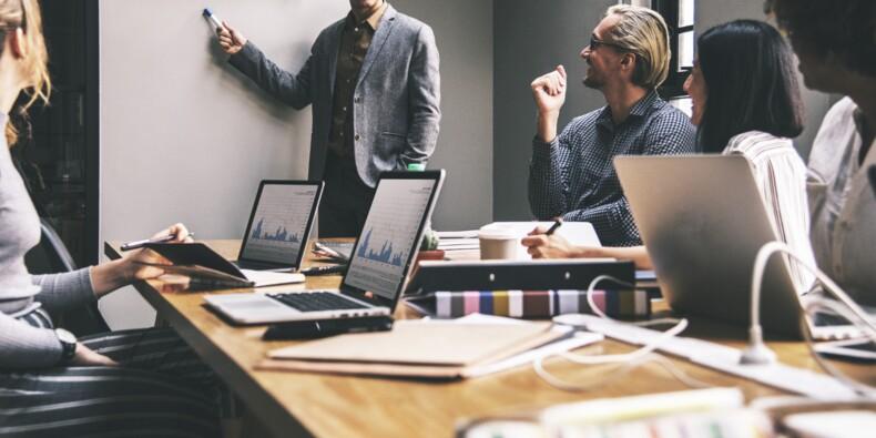 Égalité hommes-femmes : votre entreprise est-elle bien notée? Le score des 5.000 principales sociétés françaises en 2021