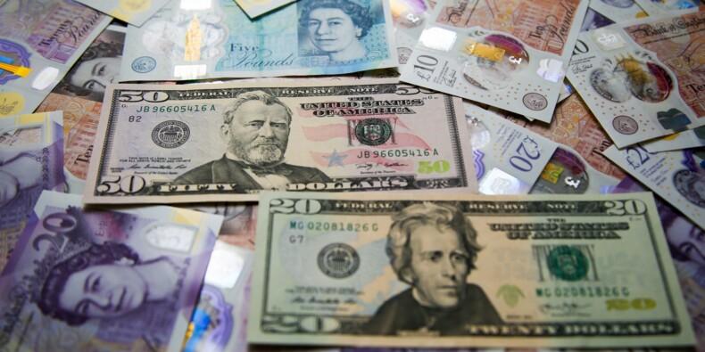 Or, argent, Bourse… quel impact aura la chute du dollar sur les placements ?