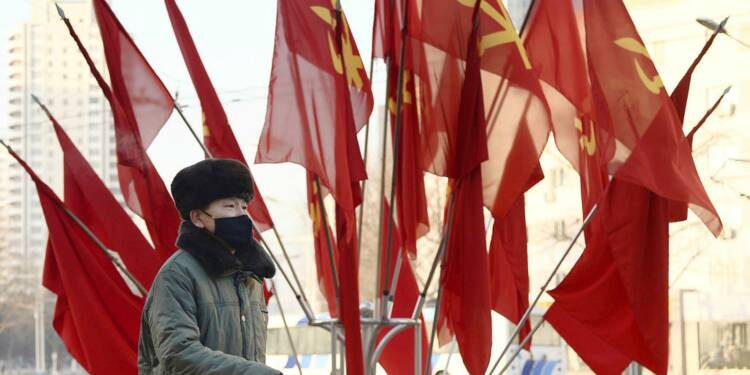 """La Corée du Nord dévoile """"l'arme la plus puissante du monde"""""""
