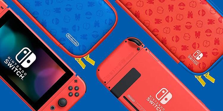 Nintendo Switch : précommandez les nouveautés Mario sur Amazon (console, jeu)